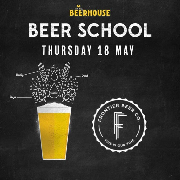 beer school frontier