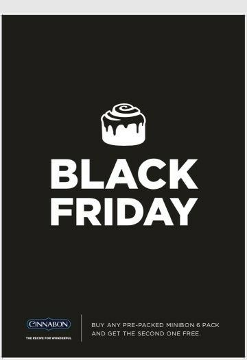 Cinnabon Black Friday 2017