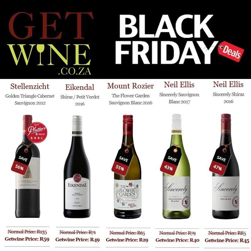 Get Wine Black Friday 2017