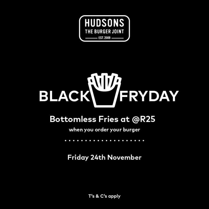 Hudson's Black Friday 2017